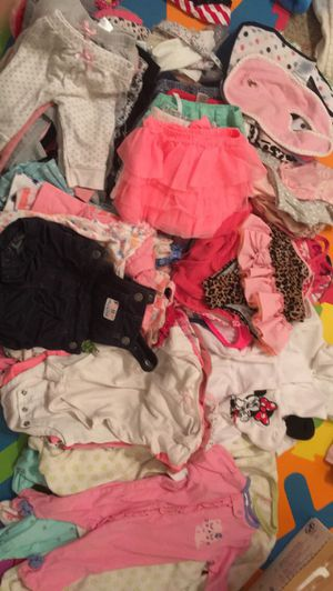 Baby girl clothing 3-9 for Sale in Lillington, NC