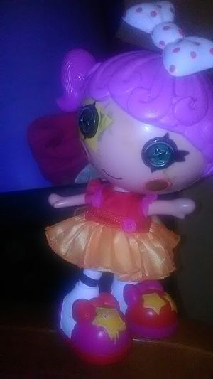Ballerina Lalaloopsy with Battery for Sale in Mesquite, TX