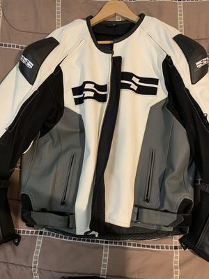 Strength and speed motorcycle jacket for Sale in New York, NY