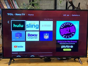 TLC 40S325 40 Inch 1080 Smart LED Roku TV 2019 for Sale in Washington, DC