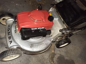 Honda Lawn Mower H214 SX EASY START for Sale in Los Angeles, CA