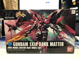HG Gundam Exia Dark Matter for Sale in Los Angeles, CA