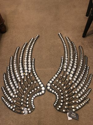Wings that you can hang on wall or however you like. Really nice. for Sale in Bakersfield, CA