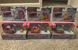 Shopkins Cutie Cars for Sale in Camas, WA