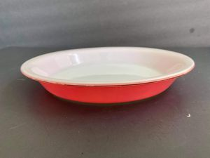 Pyrex Flamingo Pink Pie Plate for Sale in Midland, MI