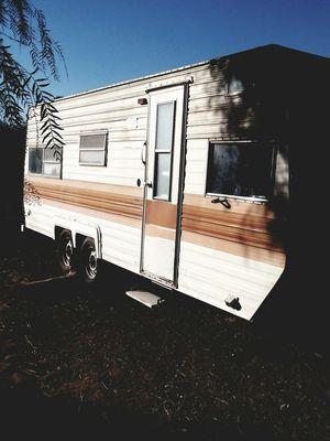 Older trailer 22 ft.,needs a lot of work,no. Paper work for Sale in Riverside, CA