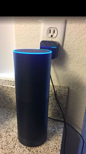 Amazon Echo Speaker With Alexa for Sale in Chino, CA