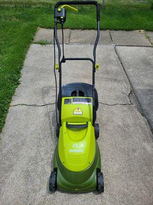 Sunjoe corded lawn mower OBO for Sale in Baltimore, MD
