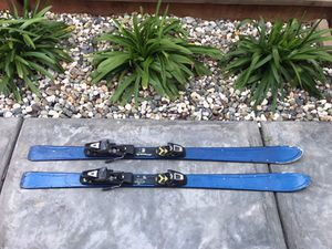skis with good condition, about 5 feet for Sale in Brentwood, CA