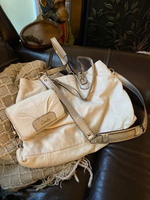 Beautiful coach set purse and wallet for Sale in Huntington Beach, CA