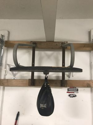 Speed bag for Sale in Stone Mountain, GA