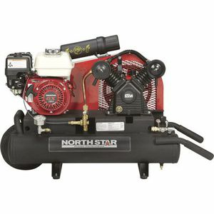 Make me a offer on brand new air compressor for Sale in Odessa, TX