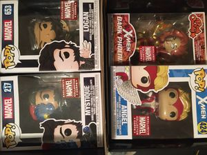 Funko pop X-men for Sale in St. Petersburg, FL