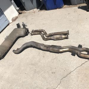 BMW E46 M3 Full Exhaust for Sale in Fresno, CA