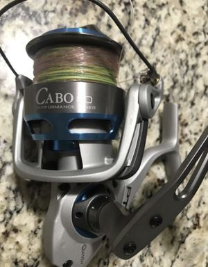 Quantum Cabo PT 80 fishing reel for Sale in Houston, TX