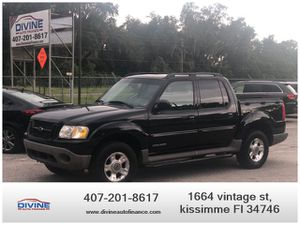 2001 Ford Explorer Sport Trac for Sale in Kissimmee, FL