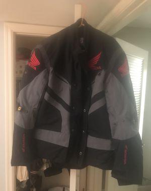 Honda Motorcycle jacket for Sale in Phoenix, AZ