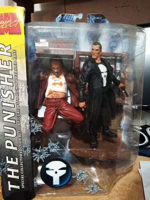 Punisher Action Figure for Sale in Ransom Canyon, TX
