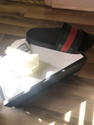 Gucci slides for Sale in Charlotte, NC