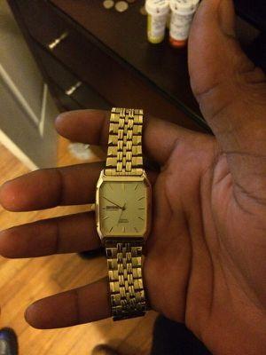 Gold Watch for Sale in Detroit, MI