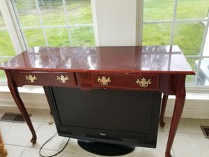 Antique sofa table for Sale in Fort Washington, MD