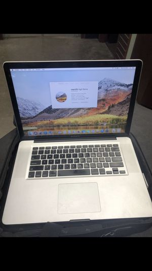 MacBook Pro 2012 and 2011 for Sale in Minneapolis, MN