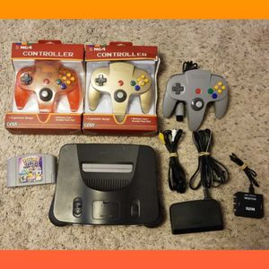 Nintendo 64 Bundle for Sale in INVER GROVE, MN