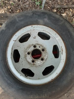 """Chevy truck wheel 15"""" for Sale in Fort Worth, TX"""