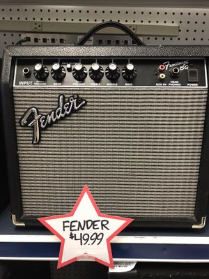 Fender amp for Sale in Chicago, IL