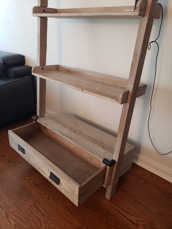 Beautiful Sandelwood Ladder Shelf -Offer ends tomorrow!