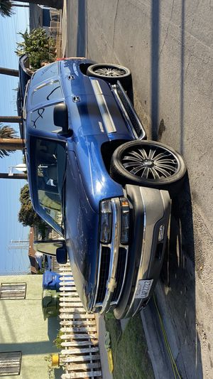 2002 tahoe for Sale in Compton, CA