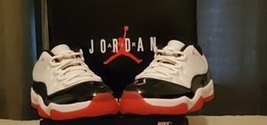 Air Jordan 11 low Gym Red- Sizes 10 & 13 for Sale in Katy, TX