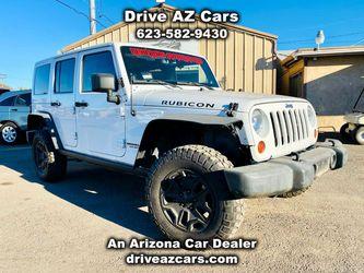 2013 Jeep Wrangler Unlimited for Sale in Phoenix,  AZ