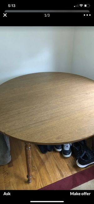 Kitchen folding table for Sale in Westlake, OH
