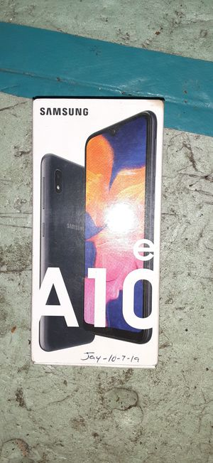 Samsung galaxy A10e 32Gb for Sale in Vancouver, WA