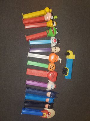 Vintage pez lot collection for Sale in Upland, CA