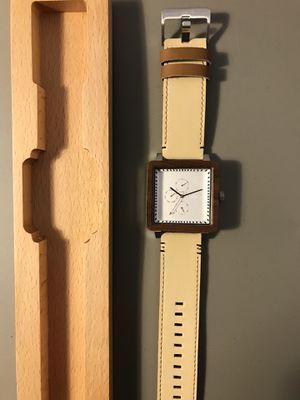 Mica Watch (wood bezel) for Sale in Boston, MA