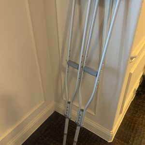 Crutches for Sale in Frisco, TX