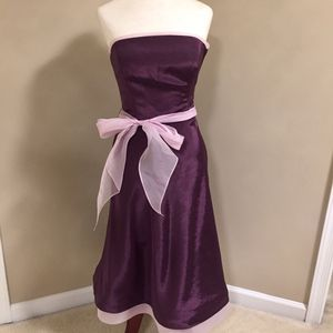 👗Purple Strapless Formal Or Prom Dress👗 for Sale in South Riding, VA