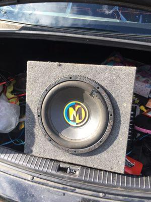 12 inch Memphis Subwoofer for Sale in Millsboro, DE