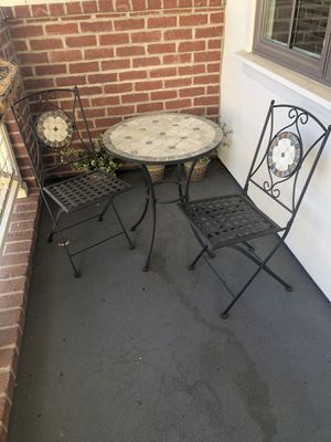 Bistro Set for Sale in Campbell, CA