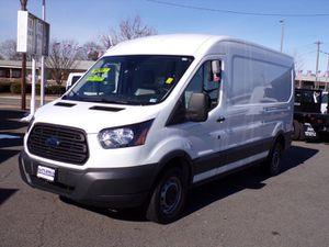 2018 Ford Transit t250 med roof extended cargo van for Sale in Manassas, VA