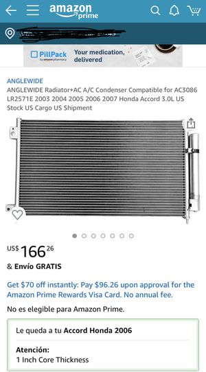 100% BRAND NEW A/C condenser only $75.00 for Sale in Forest Heights, MD