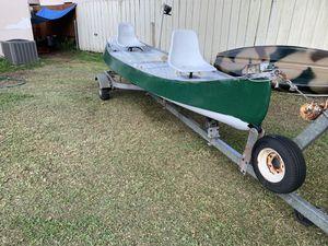 Gheenoe canoe for Sale in Miramar, FL