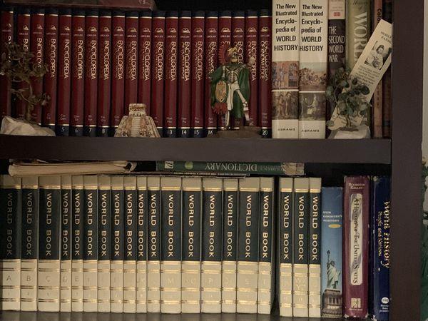 Books Encyclopedias