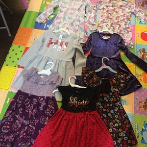 Girls Dresses (Size Ranges from 5T-6/6X). for Sale in Garden Grove, CA