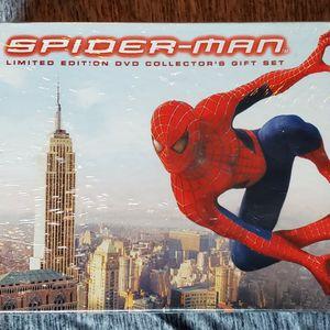 Spider-Man DVD Gift Set for Sale in Orange, CA