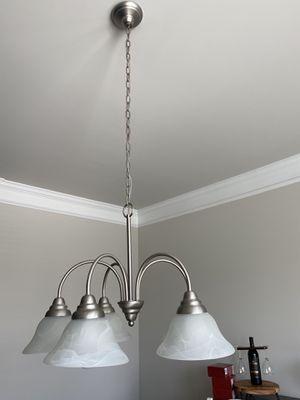Light chandelier for Sale in Norcross, GA