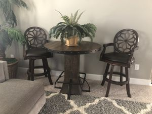 Barstools and table for Sale in Arvada, CO