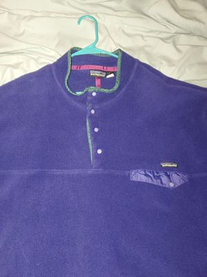 Mens Patagonia fleece XXL $30 for Sale in Garland, TX